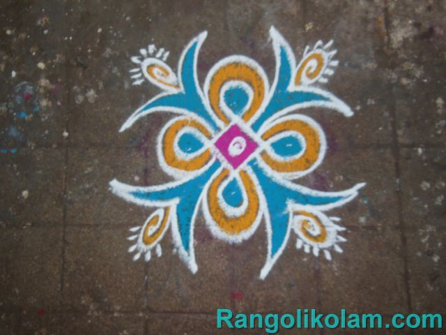 Small colour kolam also chithra on pinterest rh