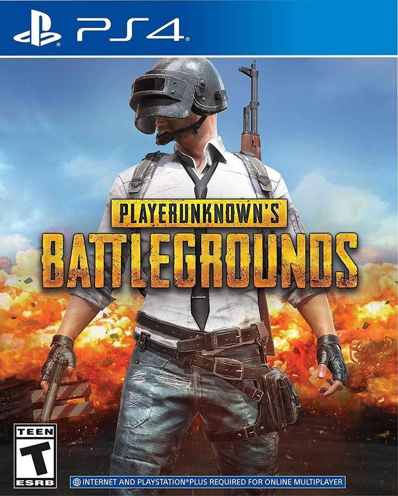 New Playerunknown S Battlegrounds Pubg Playstation 4 Physical Game 2019 Ps4 Games Ps4 Exclusives Playstation 4