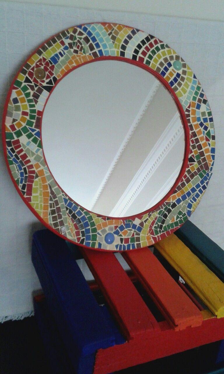 Mozaik ayna