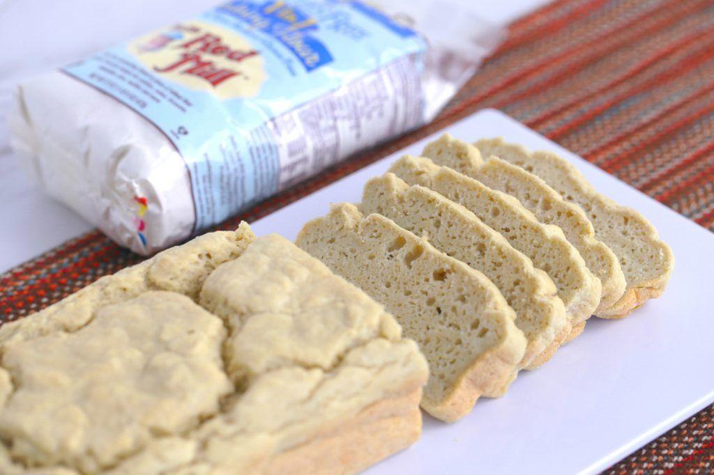 Easy Gluten Free Bread Recipe Without Yeast No Bread Machine Mind Over Munch Recipe Gluten Free Recipes Bread Gluten Free Bread Gluten Free Bread Recipe No Yeast