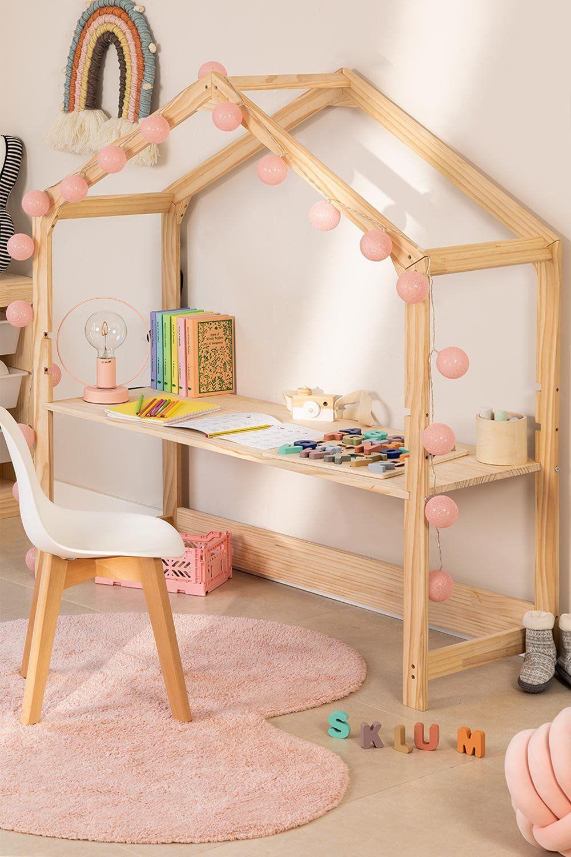 Kids  Desk Study -Adjustable in height