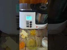 Recette de moelleux au citron vapeur au robot monsieur cuisine plus #recettemonsieurcuisinesilvercrest