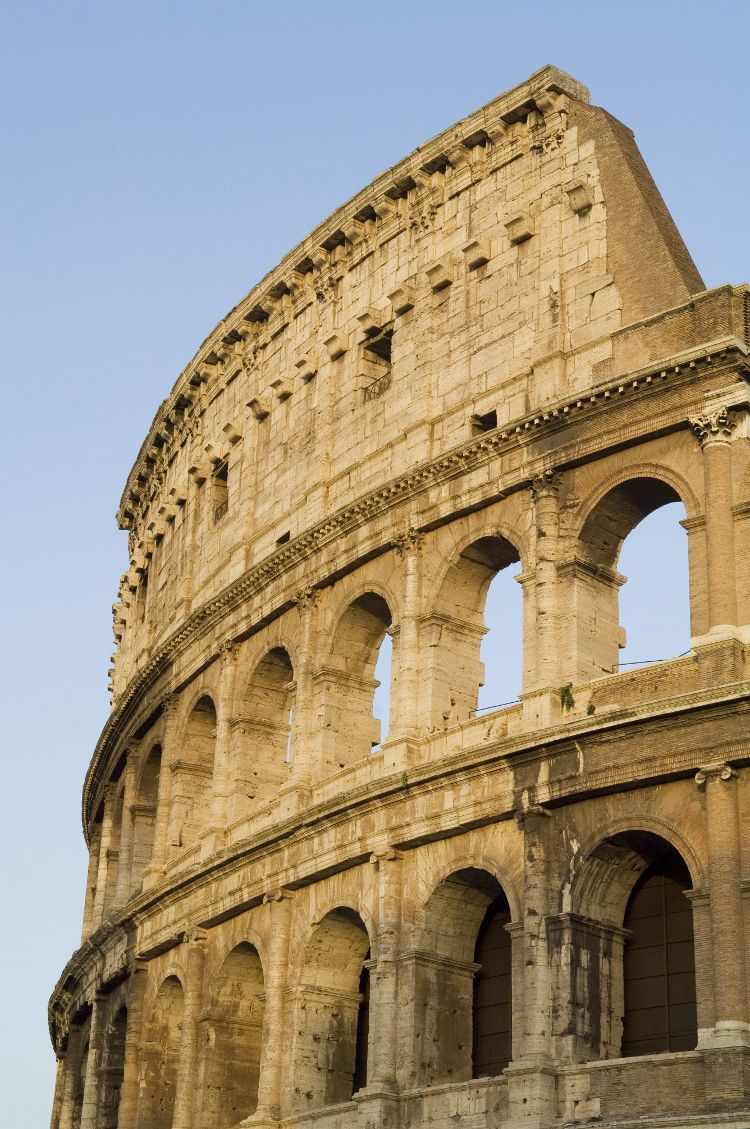 Colosseum in Rome - a must do!