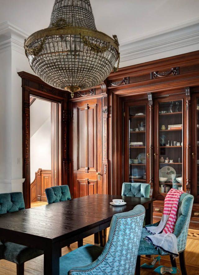 Turquoise Dining RoomDining Room ChandeliersDining