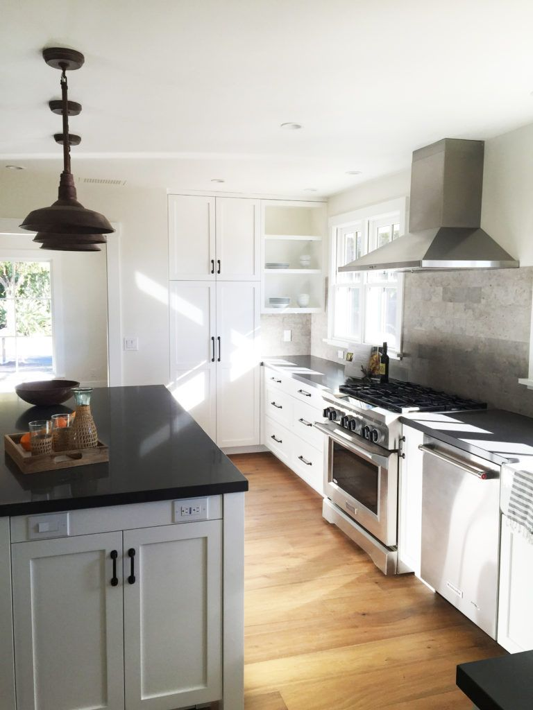 1960s Kitchen Remodel Before After: From Dated To Modern-Rustic: Before And After! (With