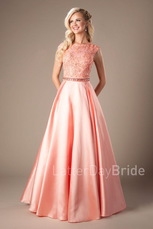 Imagen relacionada vestidos pinterest prom modest prom