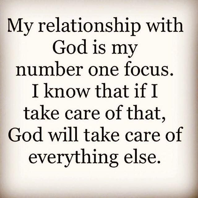 Can god help me with my relationship