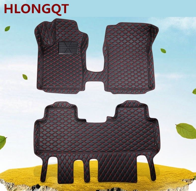 Hlongqt Auto Floor Mats For Ford Kuga Escape 2016 2017 2018 Foot