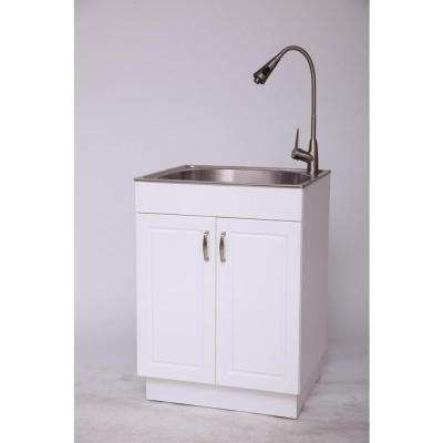 Search Results For Utility Sink With Cabinet At The Home Depot