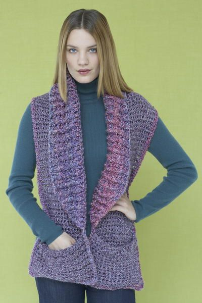Lounge Around Crochet Shawl