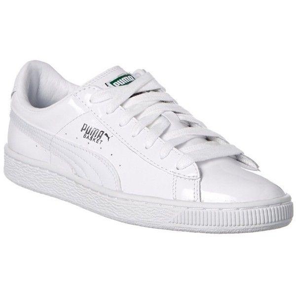 e3fa569fbd5 Puma Puma Women s Basket Matte   Shine Sneaker (396398301) ( 60) ❤ liked on Polyvore  featuring shoes