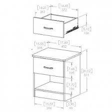 Resultado De Imagen Para Medidas De Una Mesa De Noche Mesitas De Noche Planos De Muebles Muebles De Carpinteria