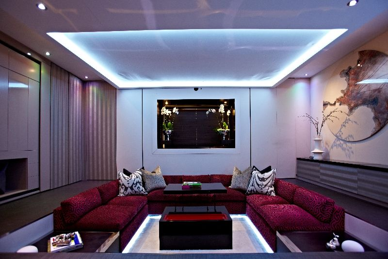 Futuristic home design love itmodern sitting room | Dream Home~My ...