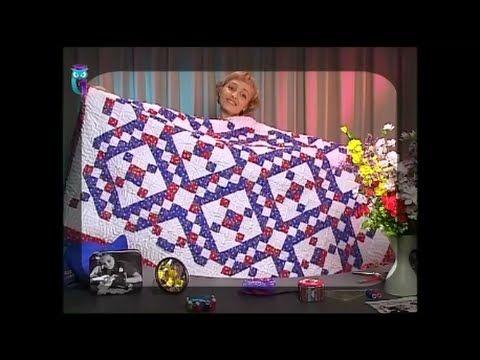 """Шьем лоскутное одеяло и рюкзак по схеме """"оригинальная ирландская цепочка..."""