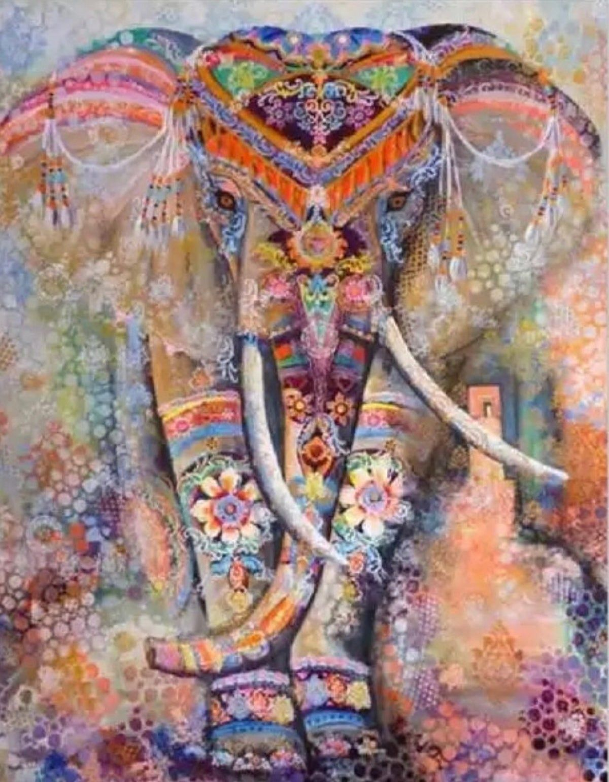 New Elephant Tapestry Elephant Tapestry Mandala Tapestries Wall Hangings Tapestry