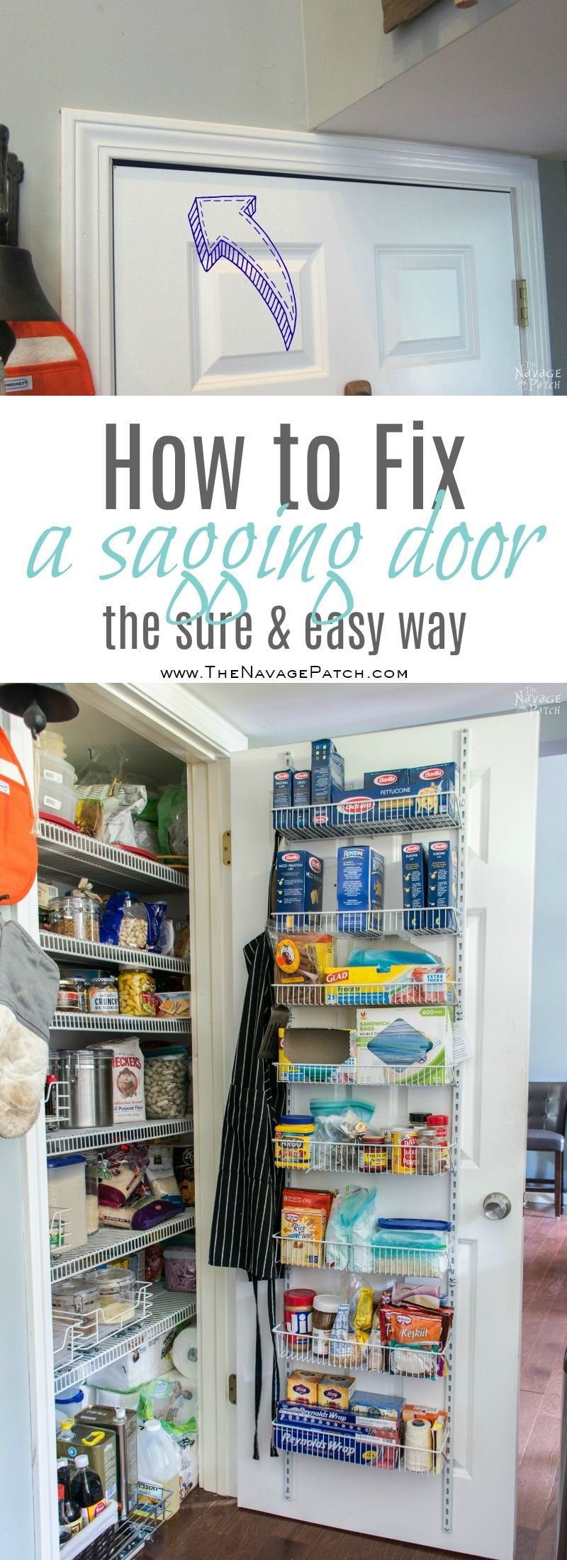 Pantry Makeover And Organization Ideas The Navage Patch Small Pantry Organization Diy Pantry Organization Kitchen Organization Diy