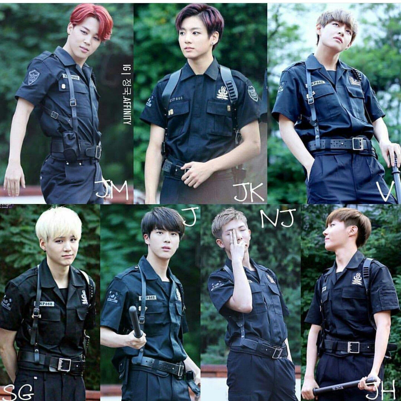 Bts Cops