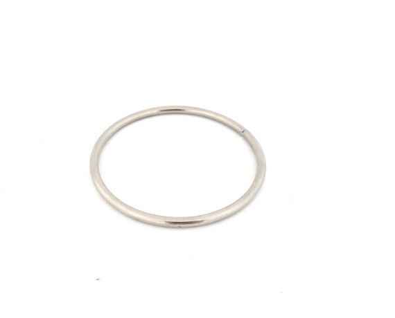 Large 3 3 4 9 5 Cm Diameter Chrome Metal Ring For By Tatyz Metal Rings Purse Patterns Purse Handles