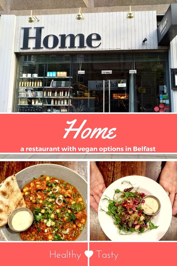 Home A Restaurant With Vegan Options In Belfast Where To Have Diner Eat