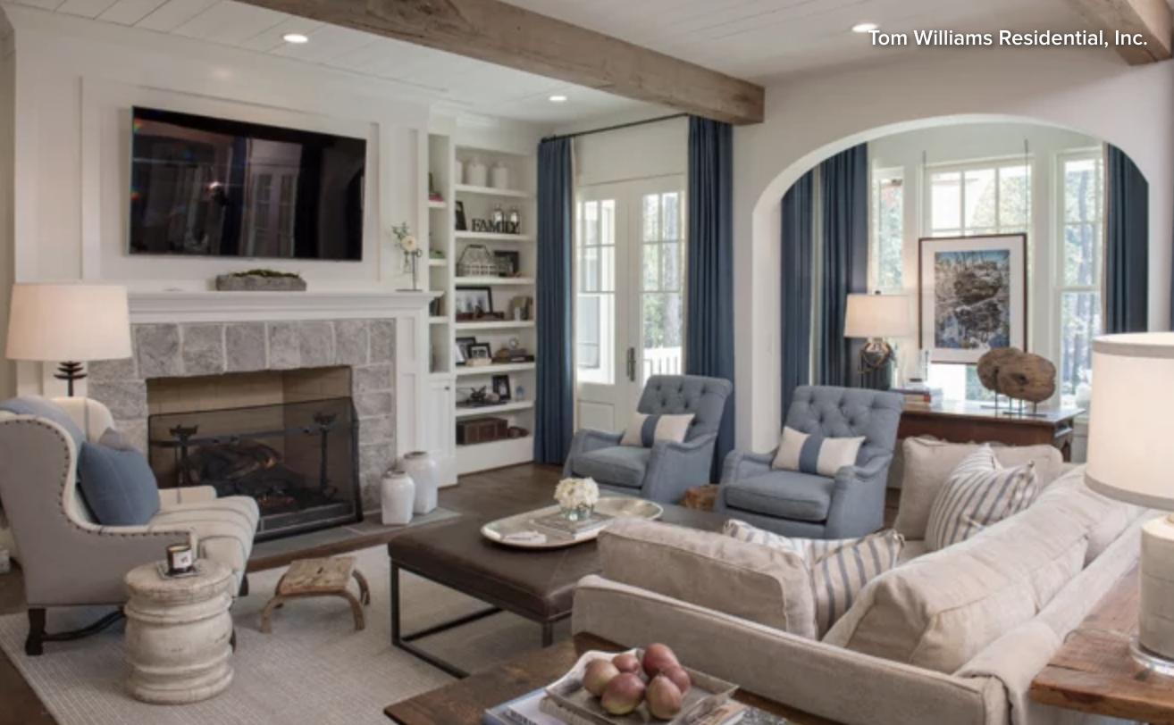 Furniture Arrangement Houzz Living Room Grey Walls Living