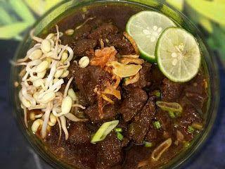 5 Resep Membuat Rawon Daging Khas Jawa Timur Super Lezat Daging Sapi Resep Resep Masakan