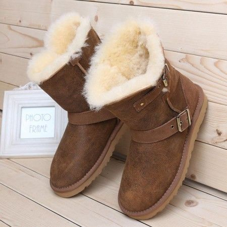 e5b1c662a4e 2013 New Ugg Buckle Boots, Brown Ugg Buckle Boots #ugg #buckle ...