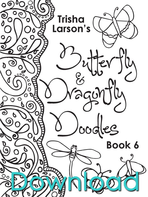 25 Pages, all with a Butterfly & Dragonfly theme. Why our Doodle books are cool: Therapeutic and satisfying. Hand drawn, unique, no batteries or charging required. Great for relaxing, waiting, travelling, hospitals, they help with concentration for listeni...