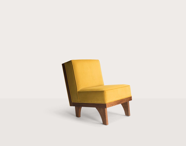 Line Lounge Chair By Michael Van Beuren For Luteca  # Muebles Van Beuren