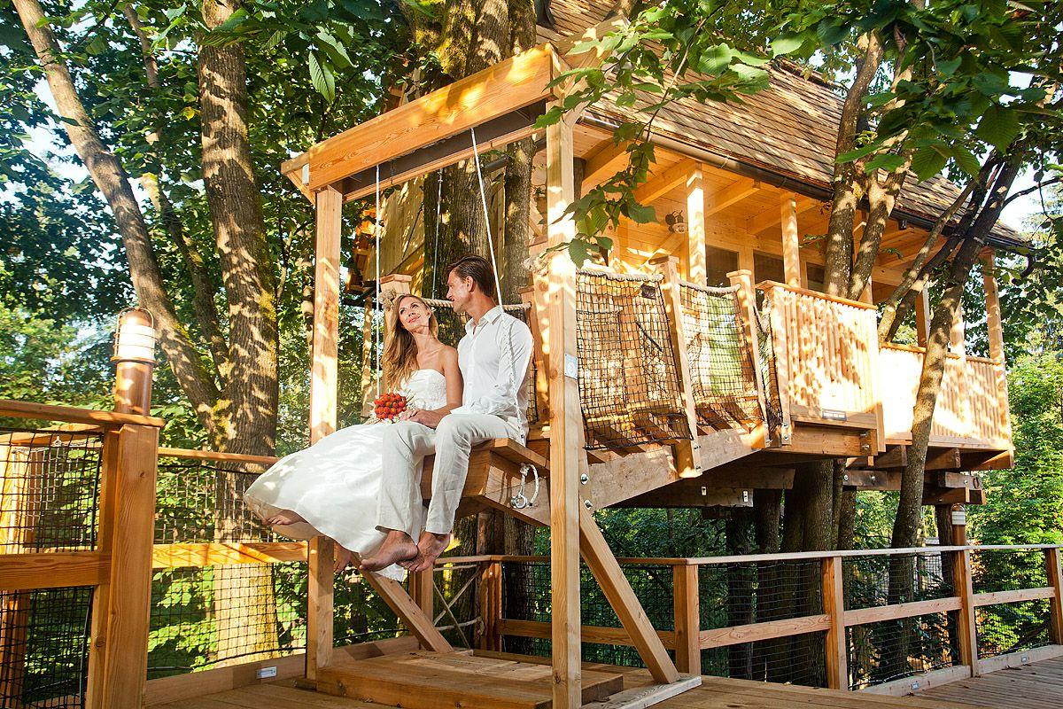 Magical wedding in Garden Village Bled.   Weddings   Pinterest ...
