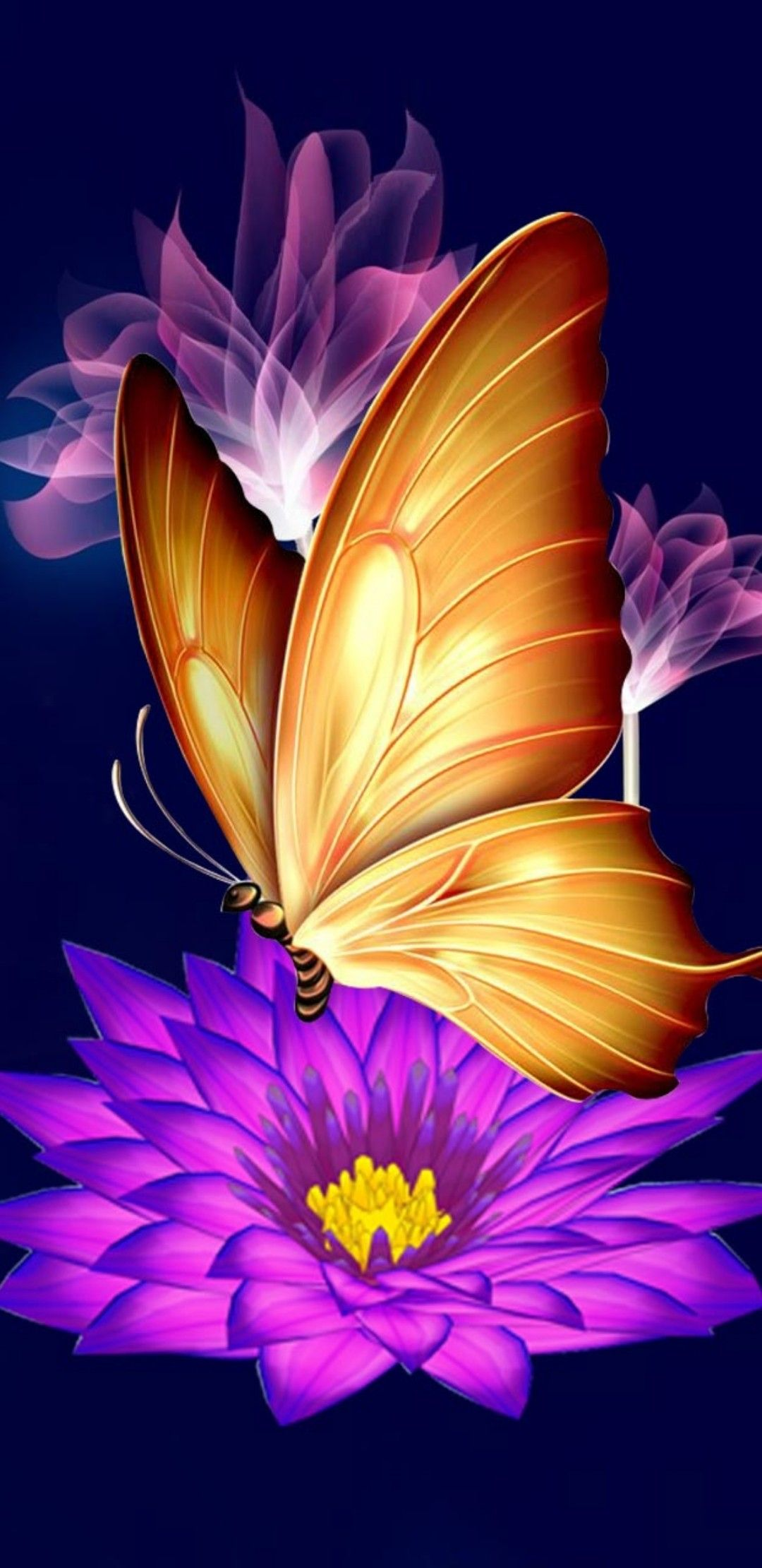 Pin by clydeen brown on glass vase in pinterest mariposas