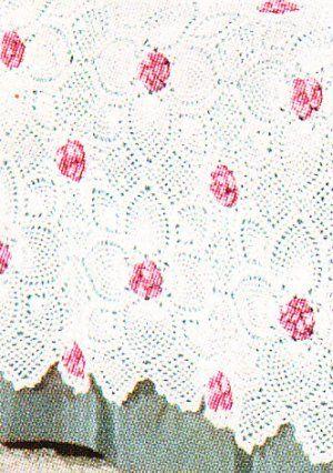 Crocheted Bedspread Patterns Free Patterns Crochet Pinterest