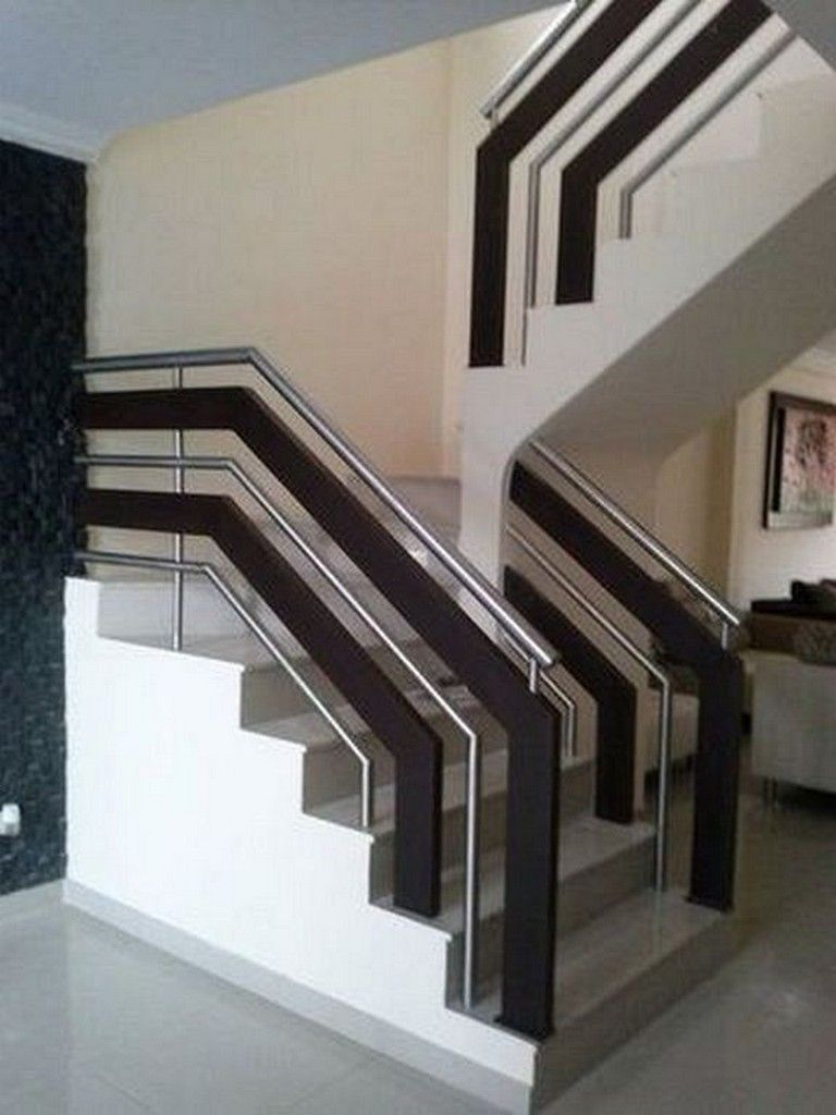 30 Stunning Stair House Design For Your Future Home Staircase Staircasedesign Staircaseid Stairs Design Interior Staircase Design Modern Door Design Modern