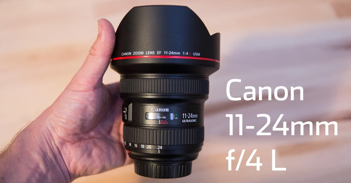 My Canon 11 24mm Is Here Unboxing First Look Canon Zoom Lens Unboxing Canon
