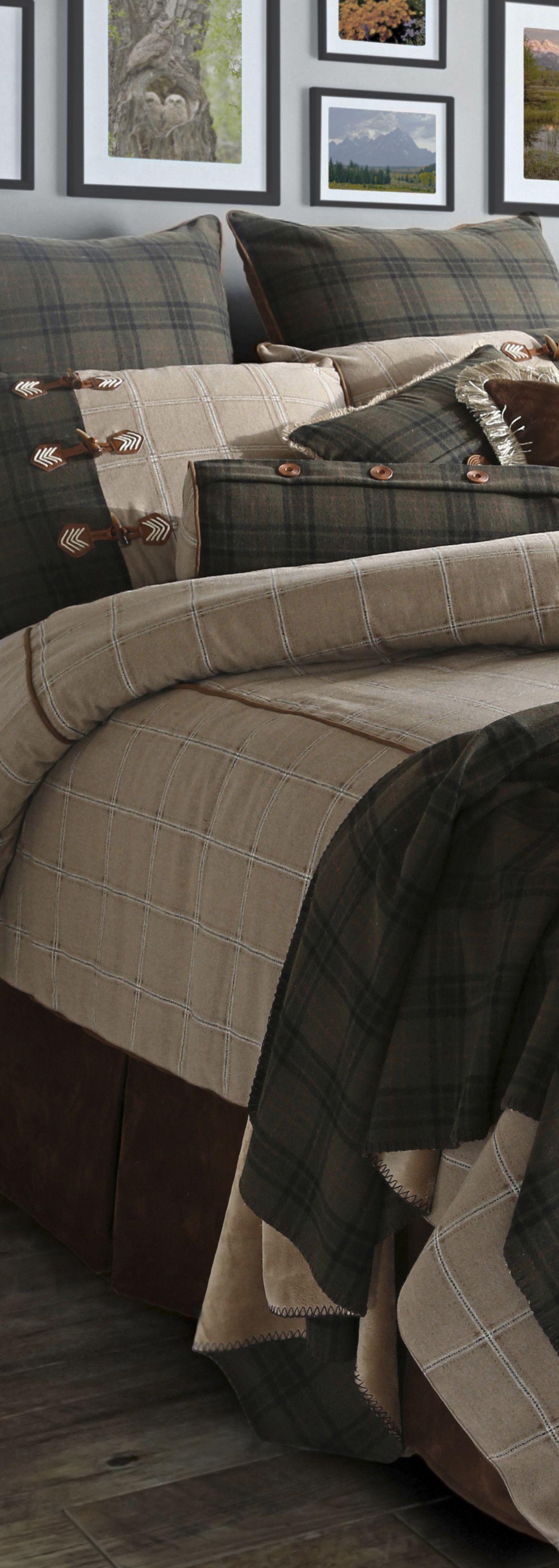 Cedar Hills Rustic Bedding Home Decor Luxury Bedding Rustic Bedding Sets Luxury Bedding Master Bedroom