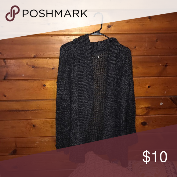 Oversized cardigan Size small but is meant to fit oversized Tops