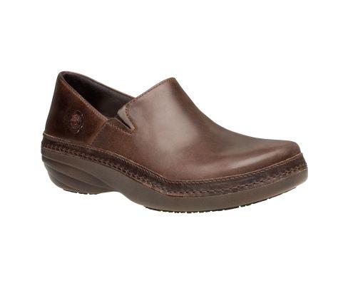 269f5ae0cfe Womens Timberland PRO Renova Professional Slip-On I Brown   Renova ...