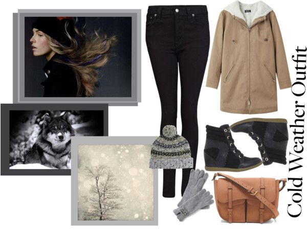 """""""Cold outfit"""" by lily-valentine ❤ liked on Polyvore"""