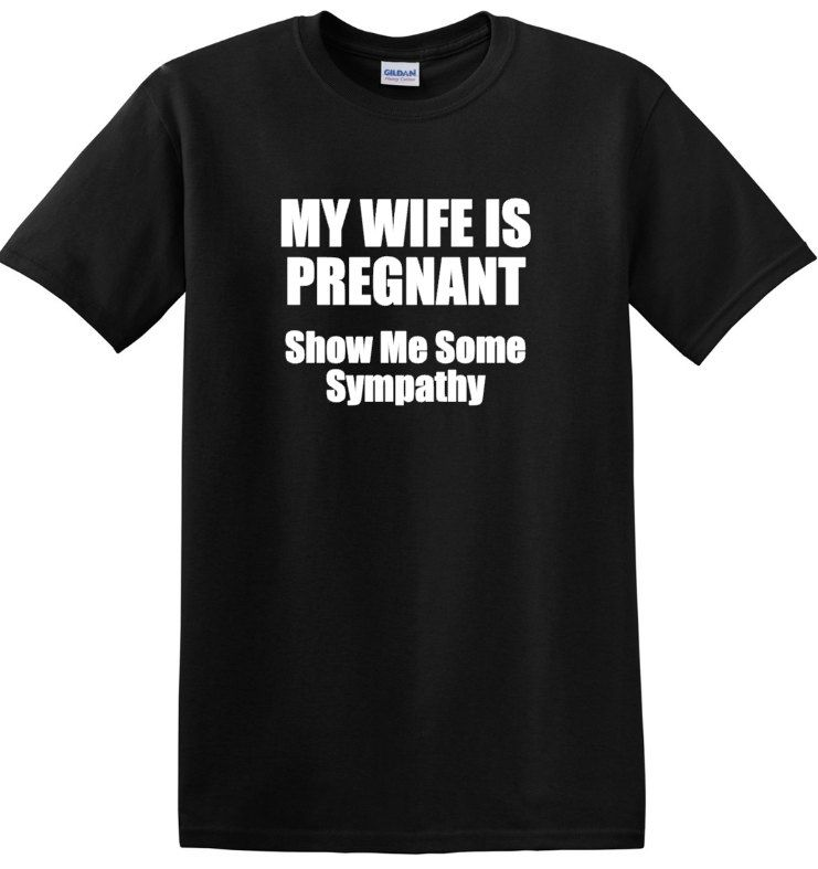 Christmas gift christmas present my wife is pregnant show