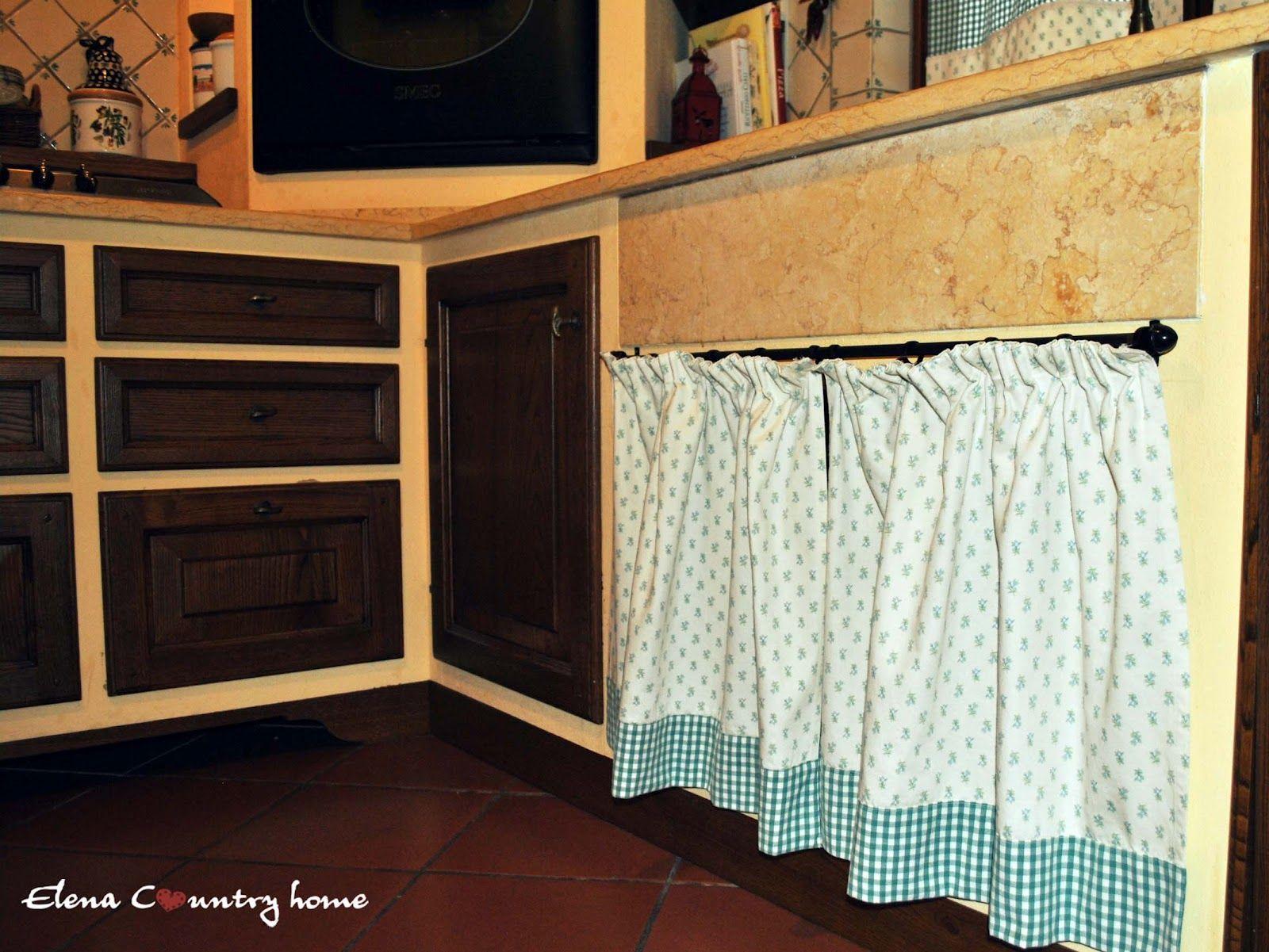 Stoffe Per Tende Da Cucina Con Gallery Of Soggiorni Noce Chiaro ...