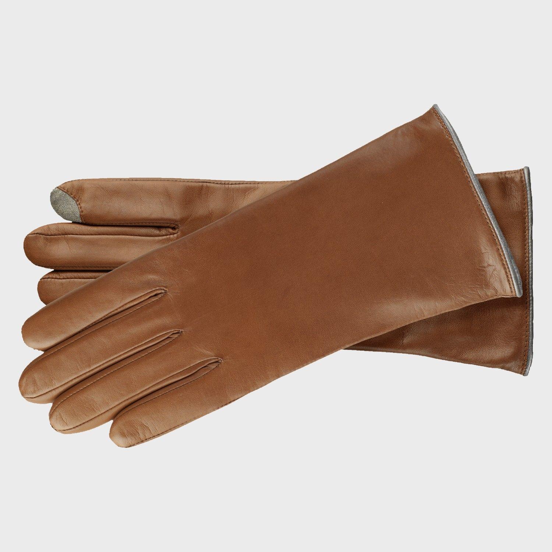 Roeckl Damenhandschuhe Cognac.
