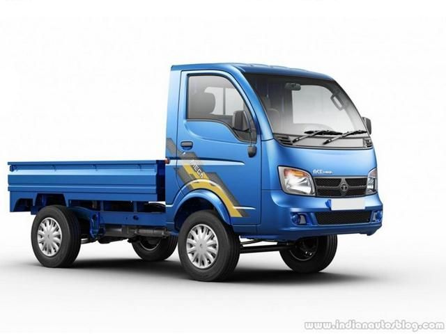Tata Ace Mega Launched At Rs 4 35 Lakh With Images Mini Trucks