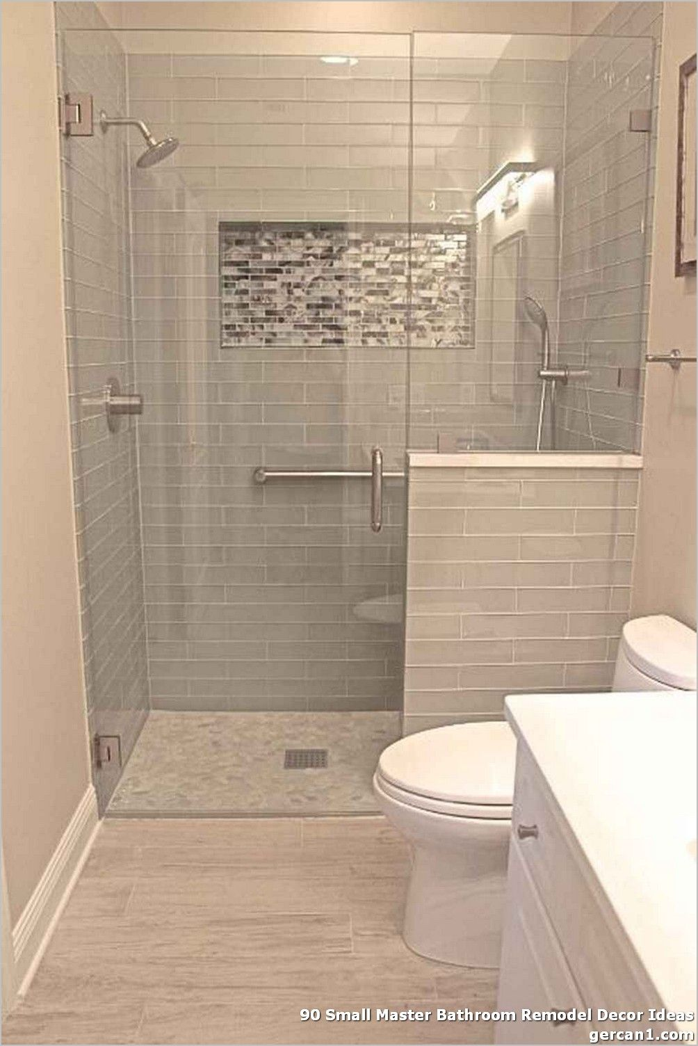 90 Small Master Bathroom Remodel Decor Ideas Bathroom Remodel Shower Cheap Bathroom Remodel Bathroom Design Small