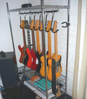 Thais Godinho Vida Organizada Guitar Instrumentos