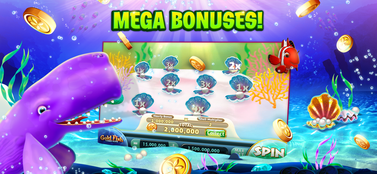 Gold Fish Casino Slots Games on the App Store【2020】