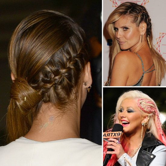 Astonishing 1000 Images About Hair Styles On Pinterest Side Braids French Hairstyle Inspiration Daily Dogsangcom