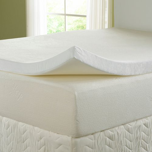 memory foam bed pad MEMORY FOAM MATTRESS PAD FOR A COMFORTABLE AND STRESS FREE NIGHT'S  memory foam bed pad