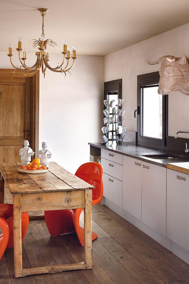 COCINAS-COMEDOR | Kitchens, Interiors and Interior designing