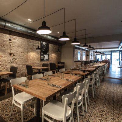 Acht Dreissig Kulinarisches Highlight Auf Der Oranienburger Strasse Restaurant Restaurant Friedrichstrasse Und Berlin Tipps