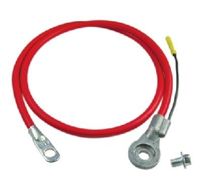 Cobra Wire 2 0 Awg Preassembled X Flex Power Systems Cable A2120b In Red Using High Quality Uninterruptible Power Supplies Electronics Circuit Cable Clips