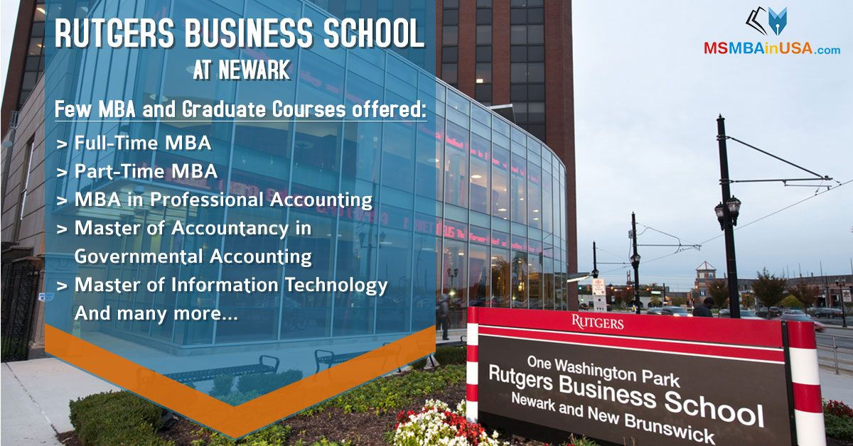 Located in new jersey this school offers quality business